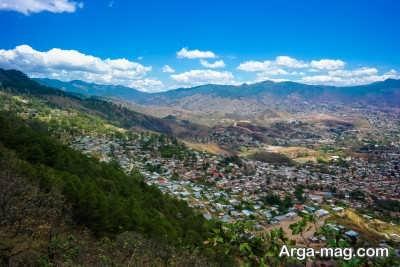 خصوصیات کشور هندوراس