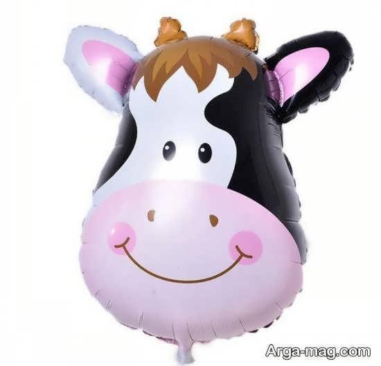ایده هایی بینظیر از تم تولد گاو