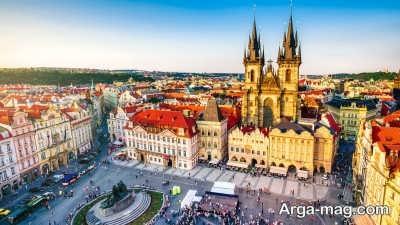 خصوصیات کشور چک