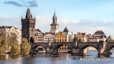 شرایط آب و هوایی در چک