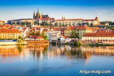 خلاصه ای از تاریخ جمهوری چک