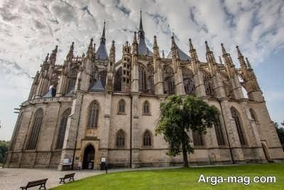 کلیساهای مشهور در چک