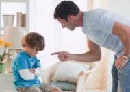 نحوه برخورد و رفتار با کودک خرابکار