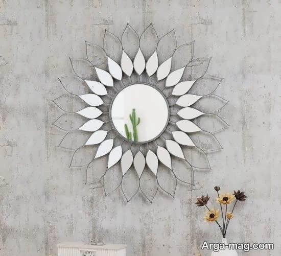 ایده هایی ایده آل و کاربردی از طراحی دیوار با آینه