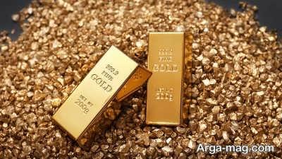تفاوت فلز طلا و برنج