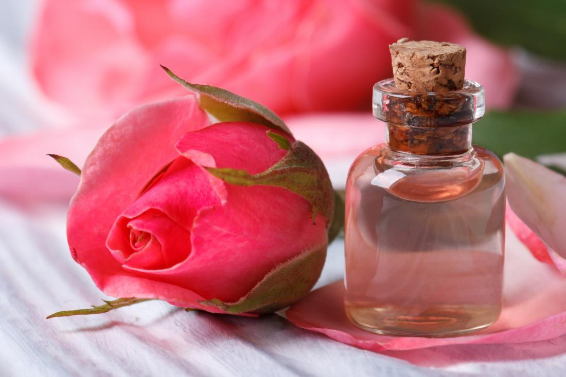 آشنایی با نحوه تشخیص گلاب اصل