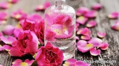 چگونگی تشخیص گلاب اصل