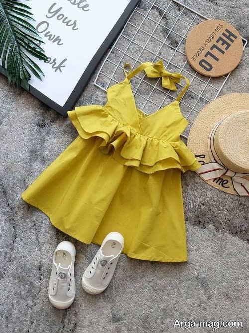 مدل لباس مجلسی تینیجر