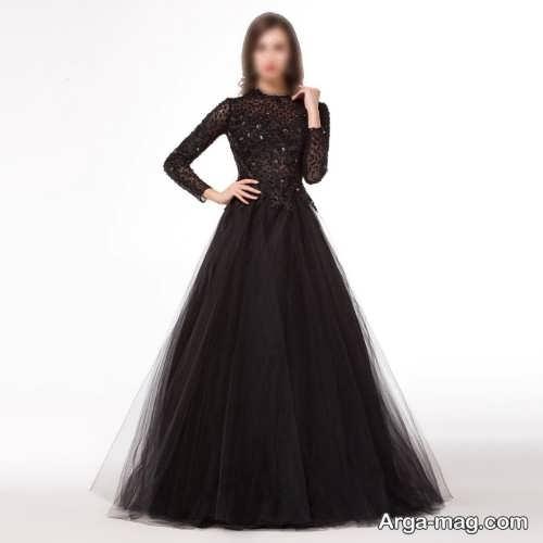 لباس مجلسی ساده برای مهمانی رسمی