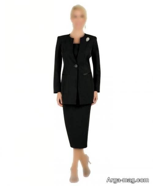 لباس ساده برای مهمانی رسمی