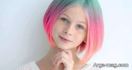 معایب رنگ کردن موی کودکان