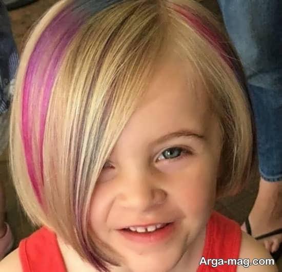 سن مناسب برای رنگ کردن موی بچه ها