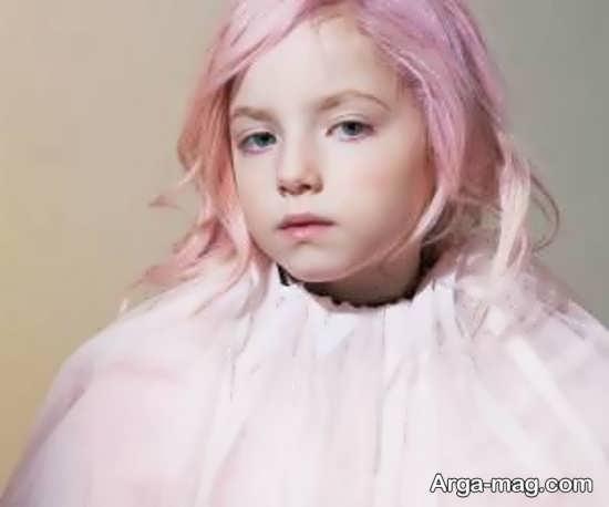 آسیب های احتمالی رنگ کردن موی بچه ها