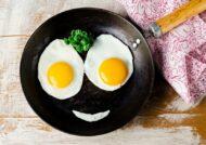 آشنایی با کالری تخم مرغ