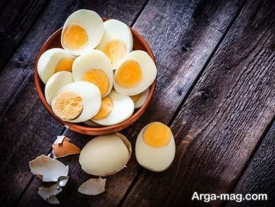 کالری تخم مرغ یعنی چه؟