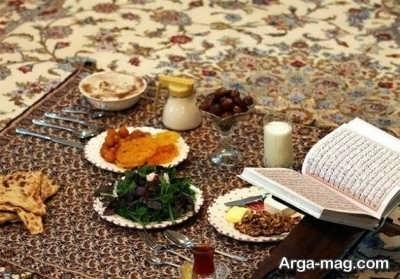 انشاء در مورد ماه رمضان