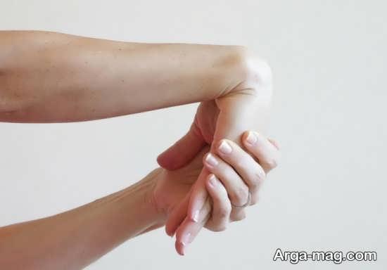 انواع ورزش برای مچ دست