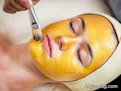 ماسک موز برای از بین بردن چربی های اضافی