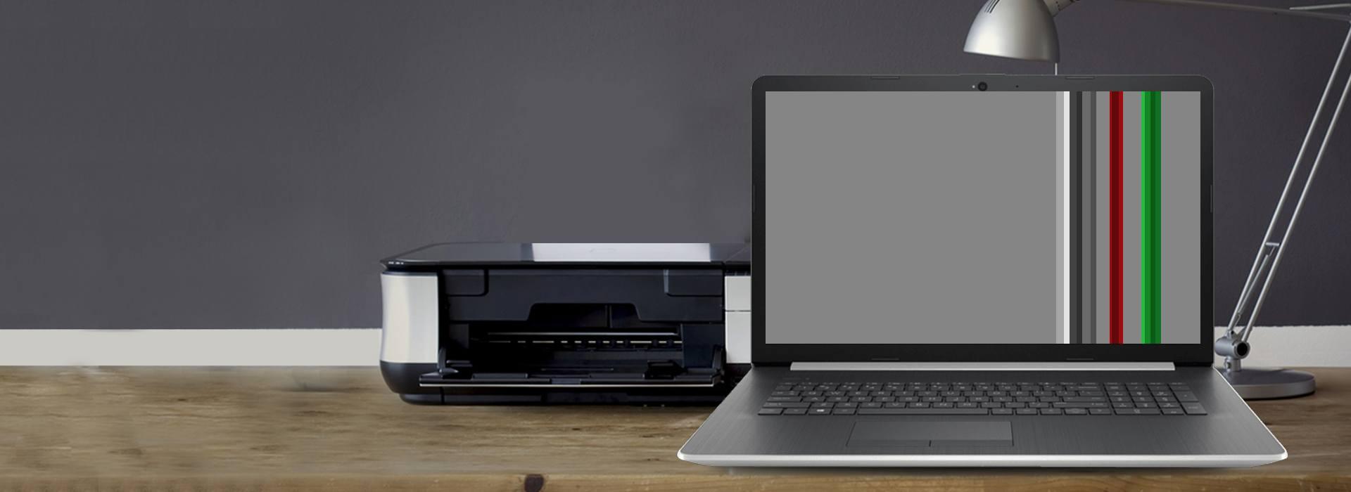 رفع مشکل صفحه نمایش لرزان