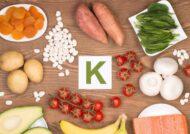 انواع مواد غذایی حاوی پتاسیم