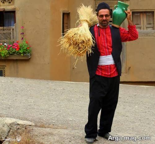 لباس گیلانی مردانه