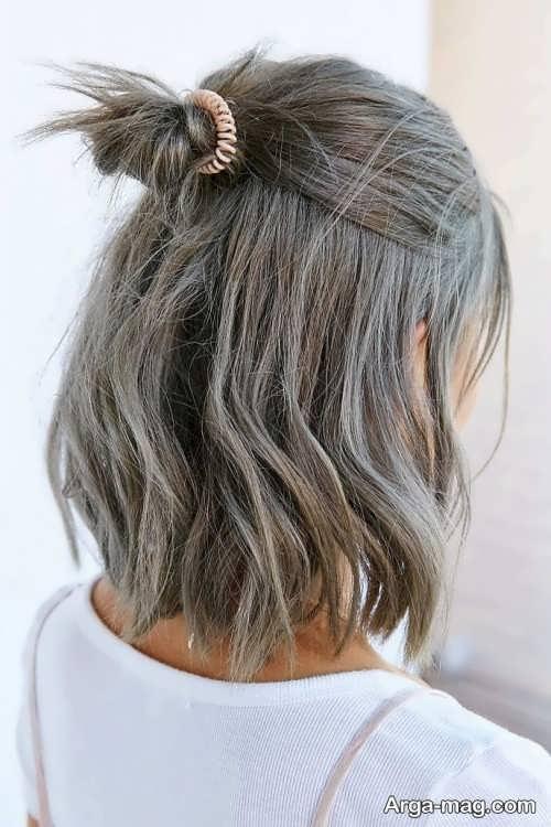 استایل مو برای دختران جوان