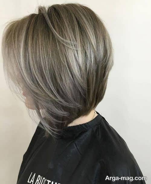 استایل زیبا مو دخترانه