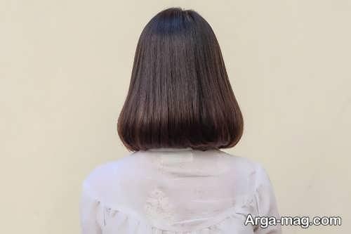 استایل مو کوتاه و شیک دخترانه