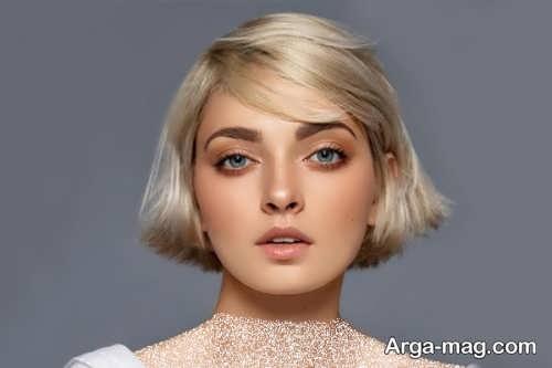 مدلهای استایل موی کوتاه دخترانه