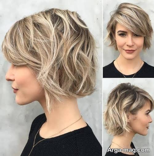 مدل استایل موی کوتاه دخترانه