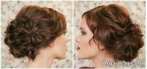 مدل های آرایش مو به کمک بابلیس