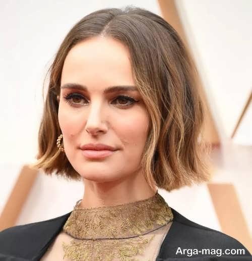 مدل موی زیبا برای پوست سبزه
