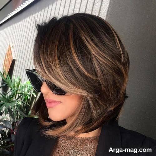 مدل مو برای پوست سبزه
