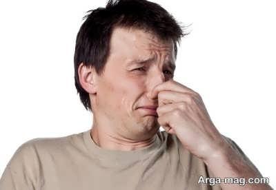 روش های علاج خانگی بوی بد بینی