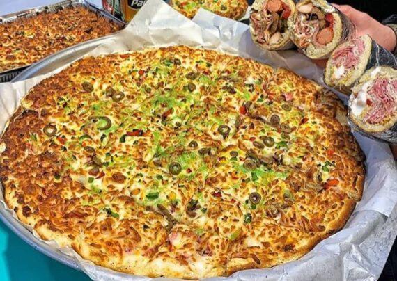 طرز تهیه پیتزا ژاپنی یکی از پیتزاهای عالی