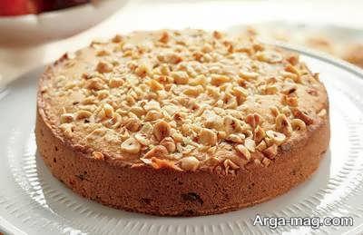 طرز تهیه کیک بادام برای کدبانوهای عزیز علاقه مند