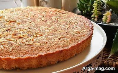 طرز پخت کیک بادام به چهار روش و با طعم های متفاوت