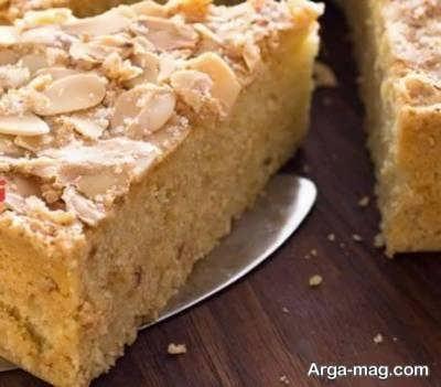 آموزش 4 شیوه ی تهیه کیک بادام
