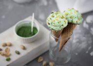 روش تهیه بستنی پسته ای