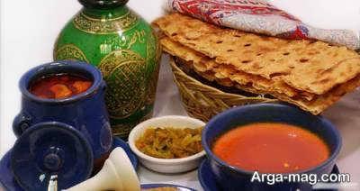 طرز پخت آبگوشت تبریزی غذای محلی تبریز