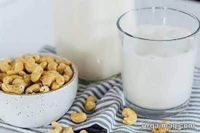 آموزش کاربردی طرز تهیه شیر بادام هندی