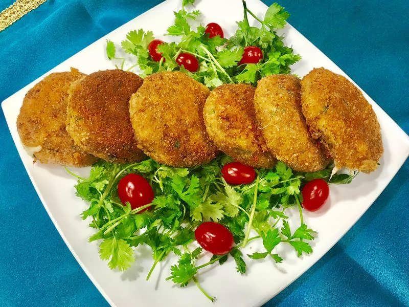 آشنایی با طرز تهیه کوکو ماهی