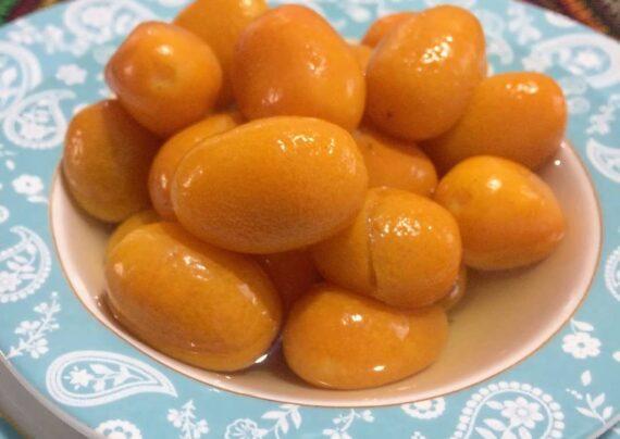 طرز تهیه ترشی پرتقال و ترشی پوست پرتقال با طعمی ناب