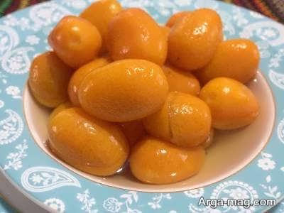 آموزش شیوه ی تهیه ترشی پرتقال