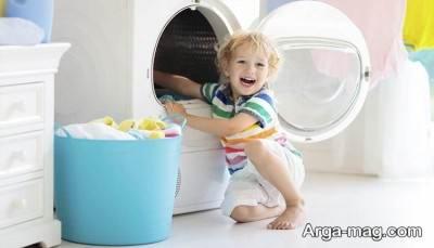 چرا باید نکاتی را در حین شستن لباس نوزادان رعایت کنیم؟