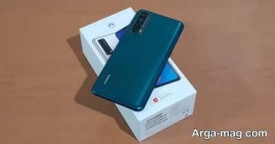 طراحی زیبای گوشی هواوی y7a