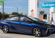 خودروی هیدروژنی