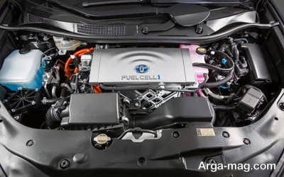 مزیت خودرو هیدروژنی
