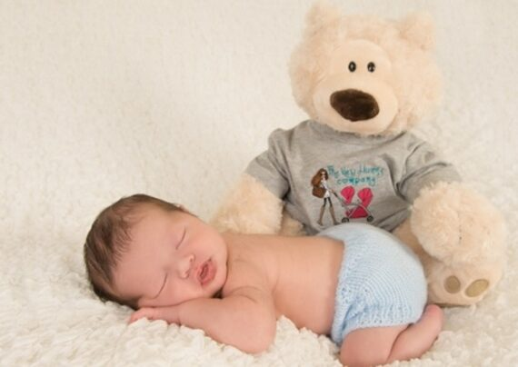 دلیل منع دمر خواباندن نوزاد