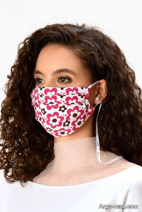 میکاپ صورت مجلسی با ماسک